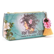 Papaya Art Future Small Accessory Pouch - Womens Accessories