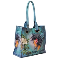 Papaya Art Future Beauty Luxe Tote Bag - Womens Accessories