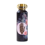 Papaya Art Hamsa Hand Wander Bottle