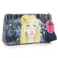 Papaya Art Tulum Small Accessory Pouch - Womens Accessories