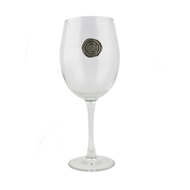 Southern Jubilee Wine Glass with Stem