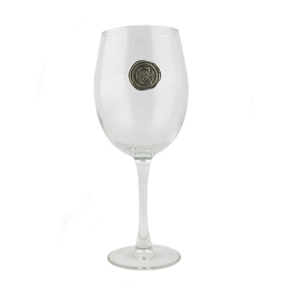 Southern Jubilee Custom Personalized Stem Wine Glass