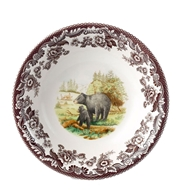 Black Bear Cereal Bowl from Woodland Wildlife Collection