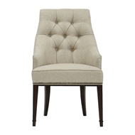 Vanguard Brinley Tufted Arm Chair
