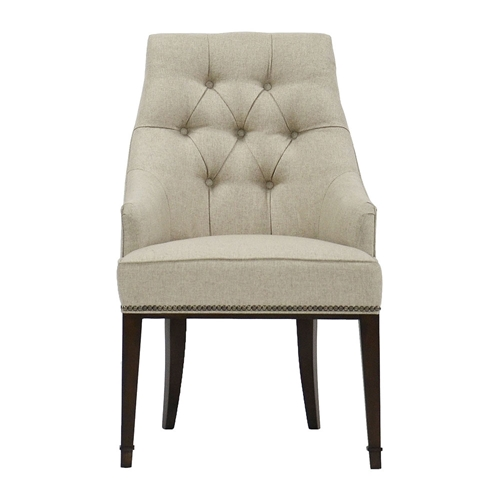 Vanguard Brinley Tufted Arm Chair W780A