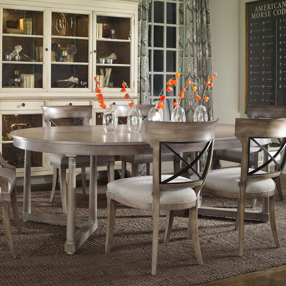vanguard callas dining table high quality wood dining room furniture