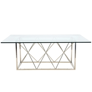 Vanguard Furniture Thom Filicia Home Drumlins Dining Table