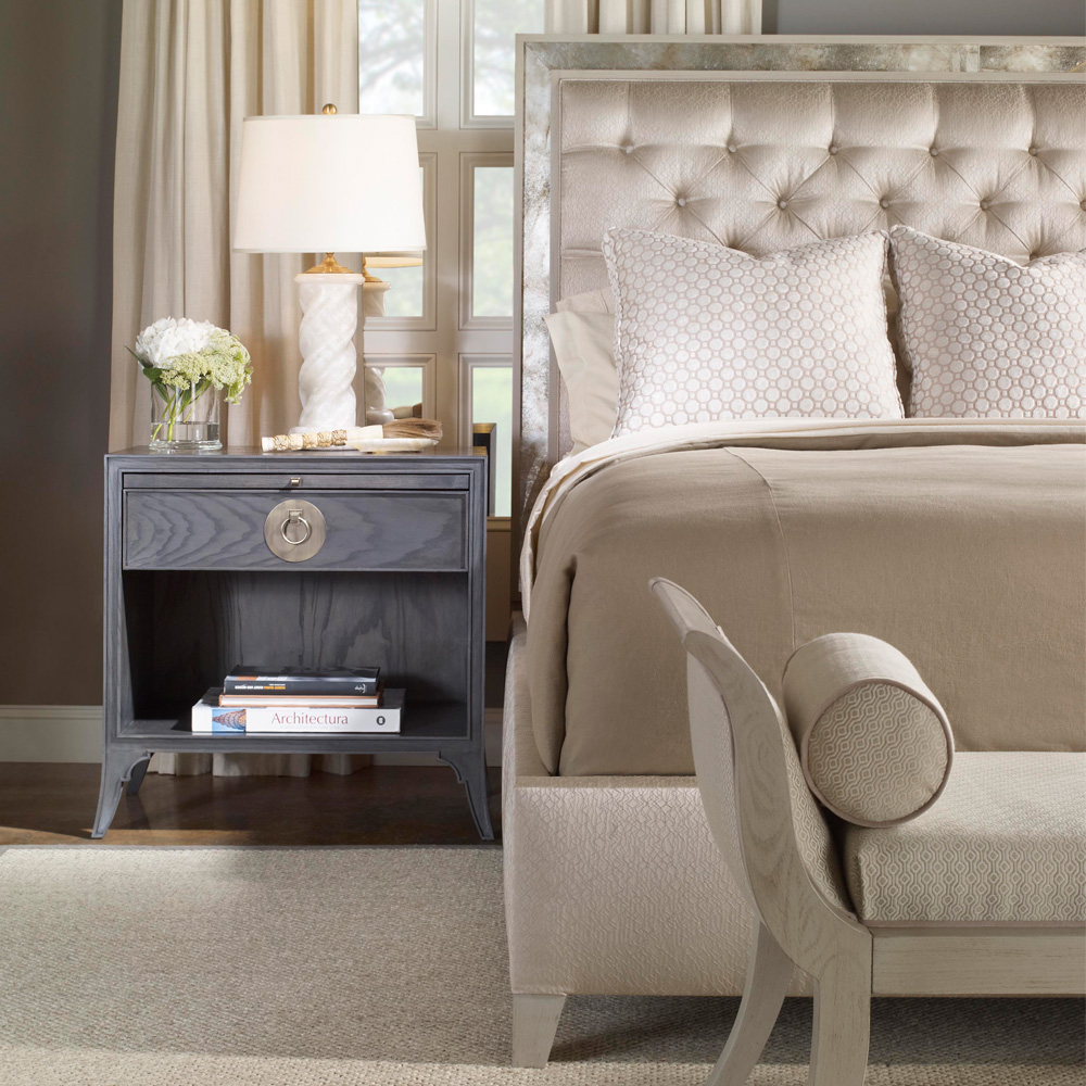 Vanguard Emily And Ethan Bed Customizable Luxury Bedroom Furniture