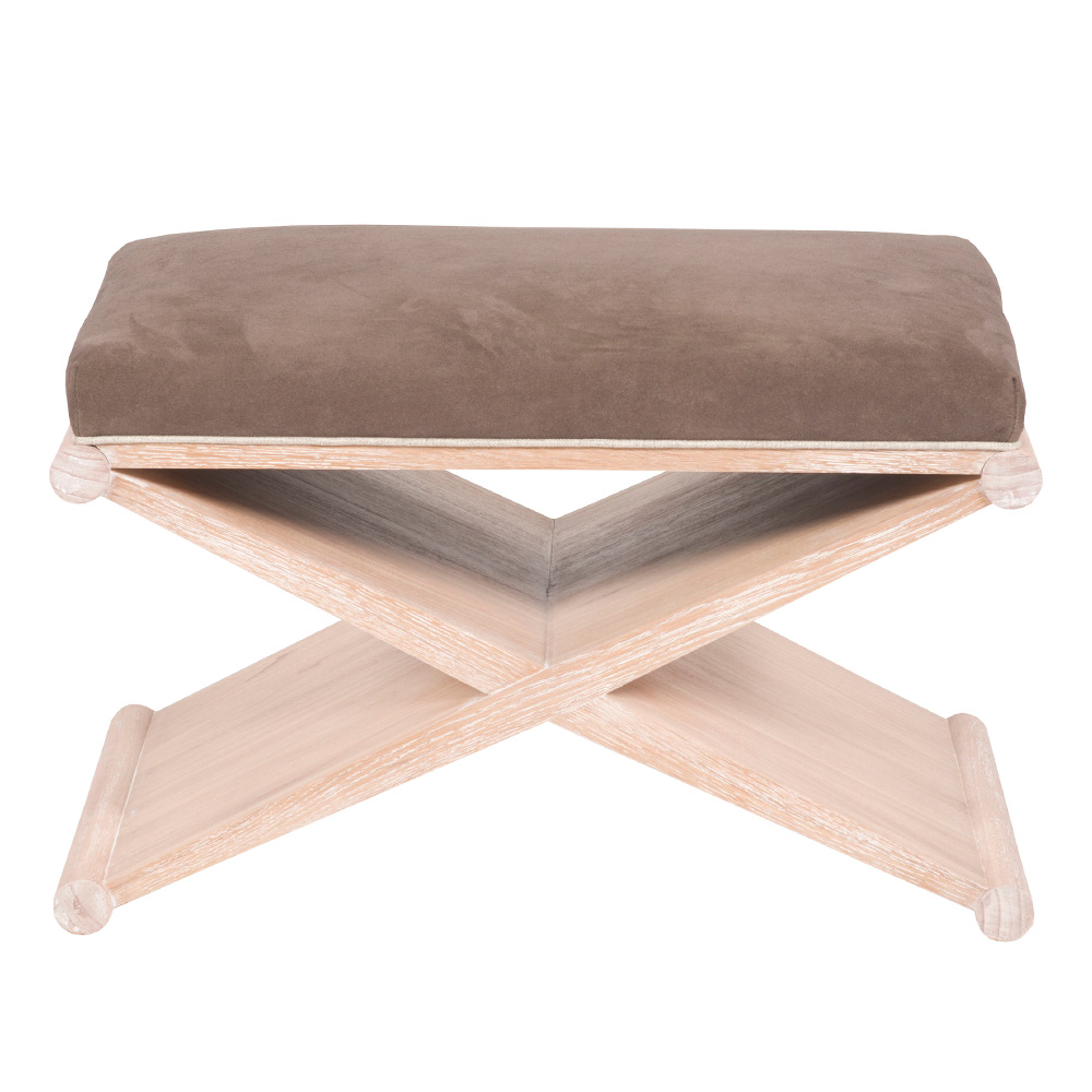 ... Vanguard Furniture Thom Filicia Home Lafayette Bench ...