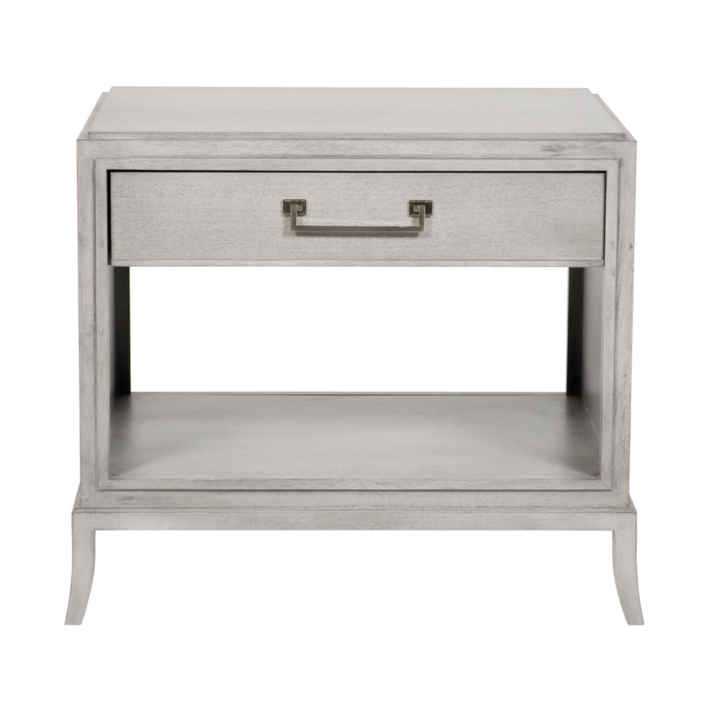 vanguard michael weiss barrett lamp table | transitional designer
