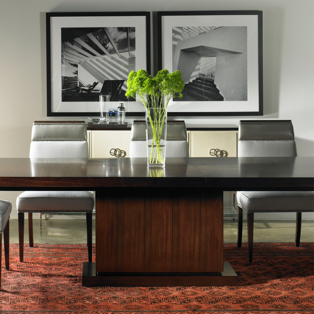 Exceptional ... Vanguard Furniture Michael Weiss Bradford Dining Table ...