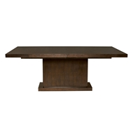 Vanguard Furniture Michael Weiss Bradford Dining Table - Brownstone