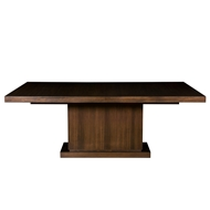 Vanguard Furniture Michael Weiss Bradford Dining Table