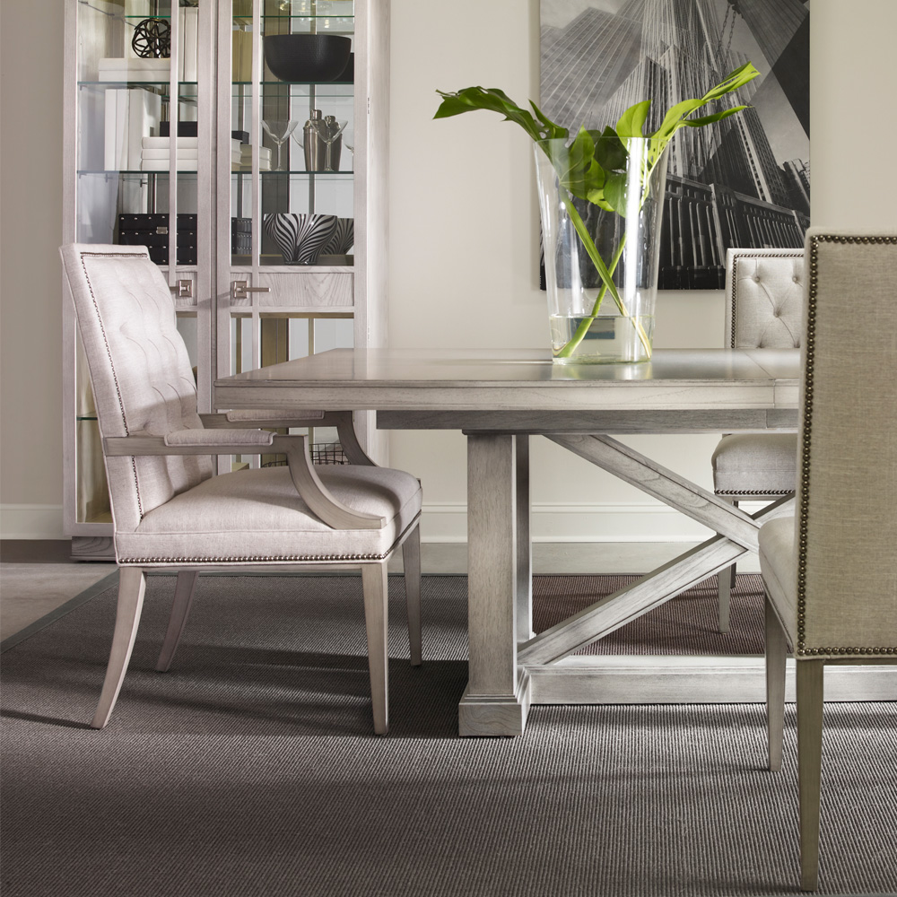 Vanguard Furniture Michael Weiss Falkner Dining Table