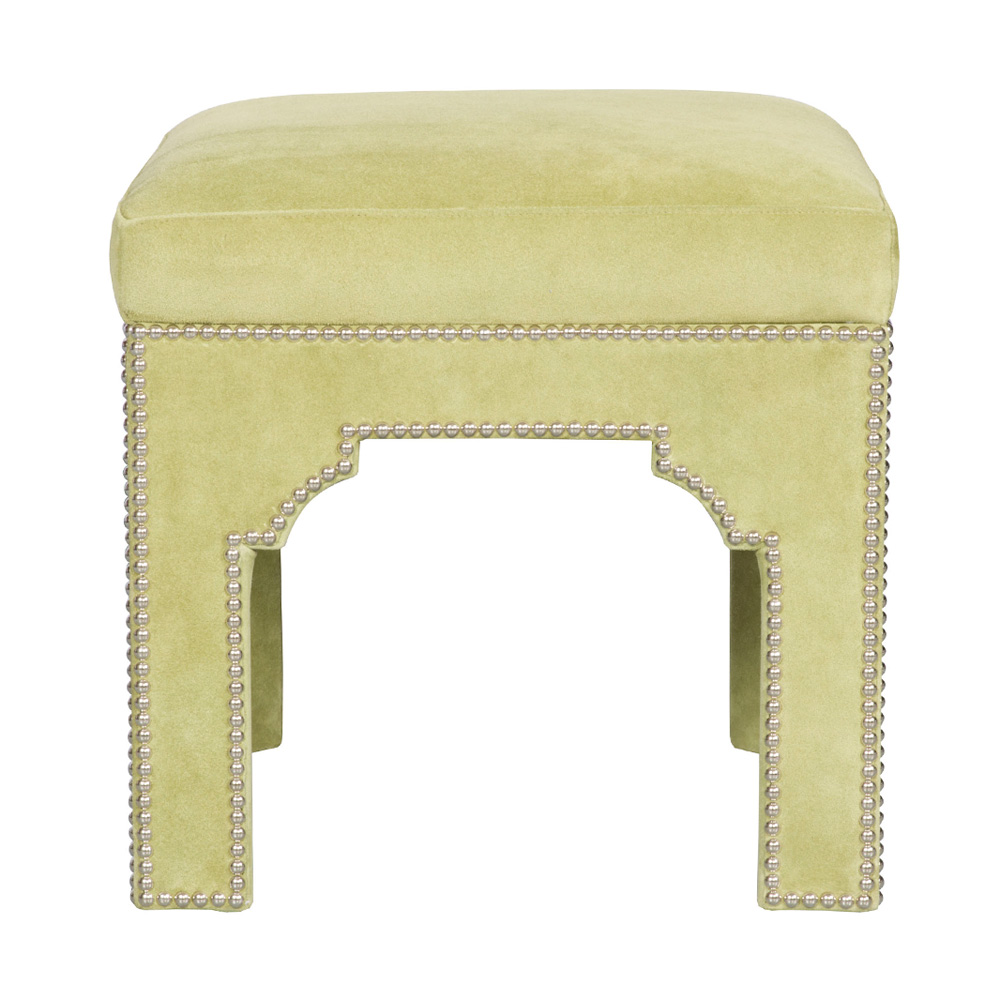... Vanguard Furniture Owen Ottoman ...