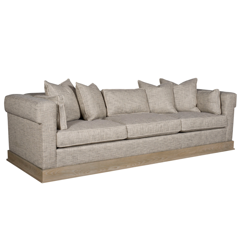 Vanguard Furniture Thom Filicia Home Saratoga Extended Sofa