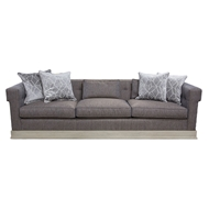 Vanguard Furniture Thom Filicia Home Saratoga Extended Sofa - Mattie Truffle