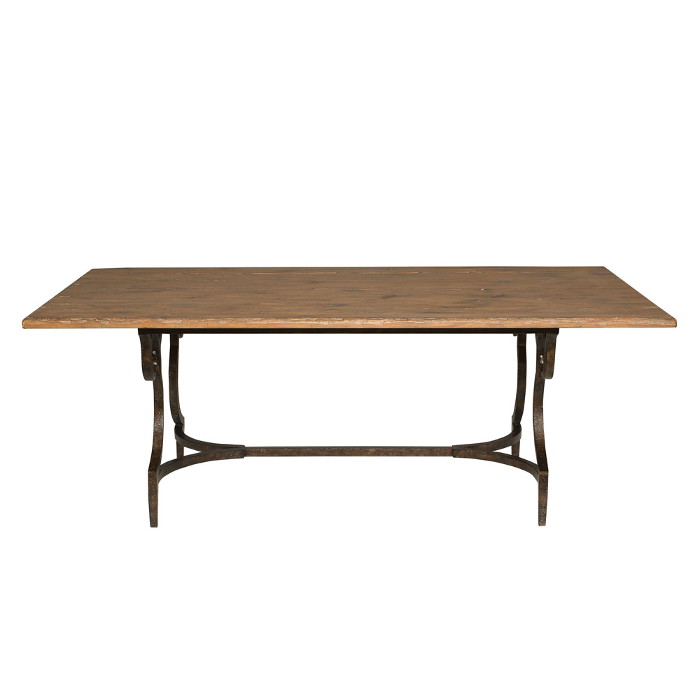 Amazing Vanguard Furniture Wagner Dining Table ...
