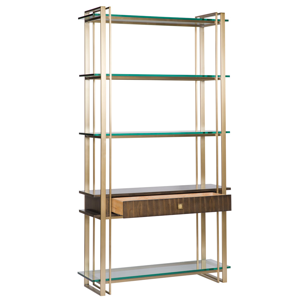 Lovely ... Vanguard Furniture Wallace Etagere ...