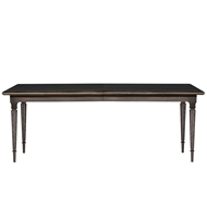 Vanguard Furniture Yates Dining Table - French Flute Leg