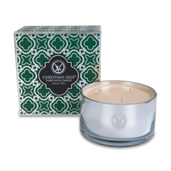 Votivo Christmas Sage Holiday Three Wick Candle