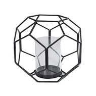 Votivo Geometric Pillar Holder