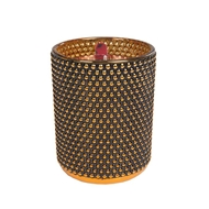 Votivo Red Currant Collection Studded Glamour Candle