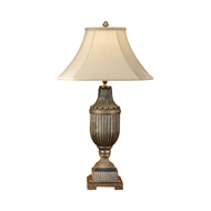 Wildwood Lighting Fluted Urn Lamp