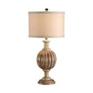 Wildwood Lighting Ribs Of Wood Lamp