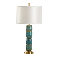 Wildwood Lighting Aquafina Lamp 13158 Glass