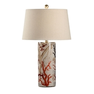 Wildwood Lighting Washington Coral Lamp 14188 Acylic
