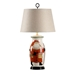 Wildwood Lighting St. Nick Lamp (Lg) 17161 Hand Sculpted Ceramic
