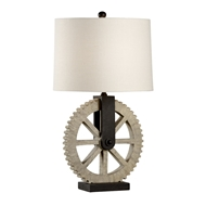Wildwood Lighting Gearwheel Lamp 21730 Composite