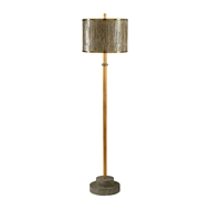 Wildwood Lighting Currituck Floor Lamp 21753 Iron