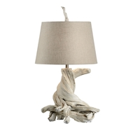 Wildwood Lighting Olmsted Lamp - Whitewash 23328 Composite