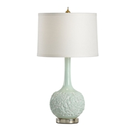 Wildwood Lighting Edith Lamp - Green 23333 Mint Green Finish - Composite