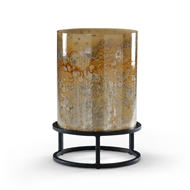 Wildwood Lighting Pangea Hurricane With Stand