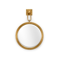 Wildwood Home Lucia Mirror - Gold
