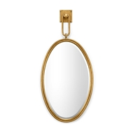 Wildwood Home Tobago Mirror - Gold