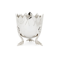 Wildwood Home Chic-K Bowl 296131 Polished Nickel Finish