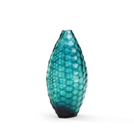 Wildwood Home Art Glass Vase