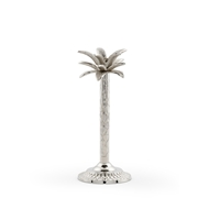Wildwood Lighting Palm Candlestick 300840 Brass