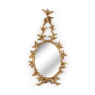 Wildwood Home Oakmont Mirror - Gold 300849 Composite