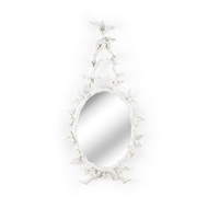 Wildwood Home Oakmont Mirror - White 300850 Composite