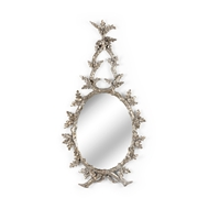 Wildwood Home Oakmont Mirror - Silver 300851 Composite