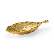 Wildwood Home Magnolia Tray - Gold (Lg)