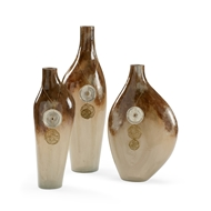 Wildwood Home Neka Vase-Set Of 3