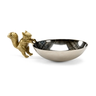Wildwood Home Squirrel Bowl