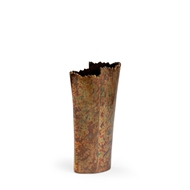 Wildwood Home Kera Vase - Flame (Sm)