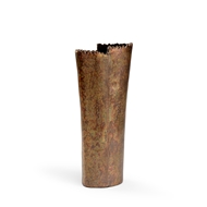Wildwood Home Kera Vase - Flame (Med)